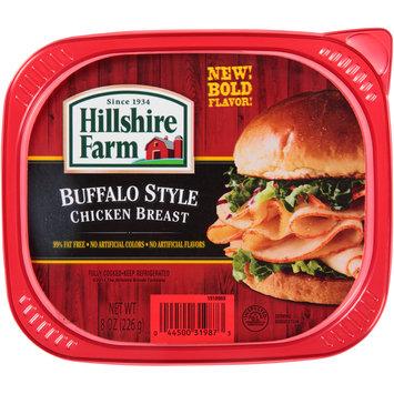 Hillshire Farm Buffalo Style Chicken Breast 8 oz. Tub
