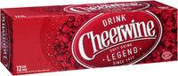 Cheerwine® Cherry Soft Drink Legend 12-12 fl. oz. Cans