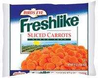 Freshlike Sliced Carrots Frozen Vegetables 16 Oz Bag