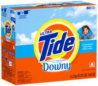 Tide Ultra Clean Breeze Scent Powder Laundry Detergent 148 oz. Box