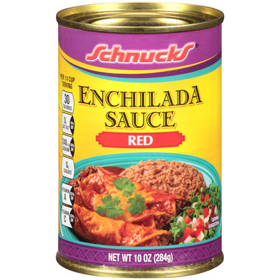 Schnucks® Red Enchilada Sauce 10 oz. Can