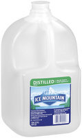 Ice Mountain Distilled Water 1 gal. Plastic Jug