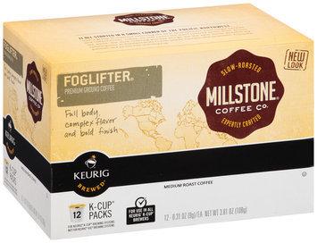 Millstone® Foglifter® Medium Roast Coffee K-Cup Packs 12 ct Box