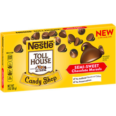 Nestlé Toll House Candy Shop Semi-Sweet Morsels