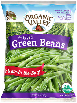 Organic Valley® Snipped Green Beans