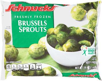 Schnucks® Brussels Sprouts 14.4 oz. Bag
