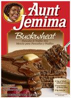 Aunt Jemima Buckwheat  Pancake & Waffle Mix 2 Lb Box
