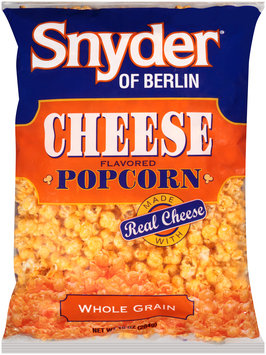 Snyder® of Berlin Cheese Flavored Popcorn 10 oz. Bag