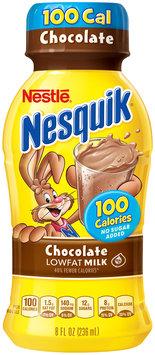 Nestlé NESQUIK 100 Calories Chocolate Low Fat Milk