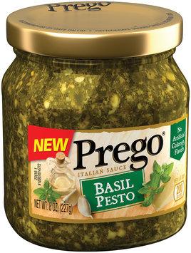 Prego Basil Pesto Italian Sauce 8 oz.