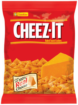 Cheez-It® Baked Snack Crackers 1 oz. Pouch