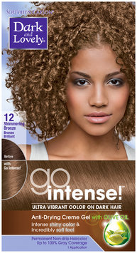 Dark and Lovely® Go Intense!™ 12 Shimmering Bronze Haircolor 1 Kit Box