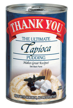 Thank You The Ultimate Tapioca Pudding 15.75 Oz Can