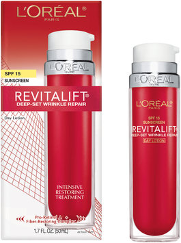 Revitalift Deep-Set Wrinkle Repair Day Lotion 1.7 fl. oz. Box