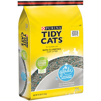 Tidy Cats Non-Clumping With Glade® Tough Odor Solutions Cat Litter