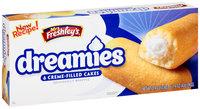 Mrs. Freshley's® Vanilla Dreamies 6-1.4 oz. Packs