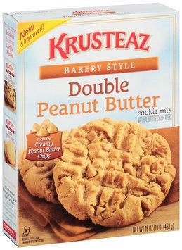 Krusteaz® Bakery Style Double Peanut Butter Cookie Mix 16 oz. Box