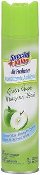 Special Value® Green Apple Air Freshener 10 fl oz. Aerosol Can