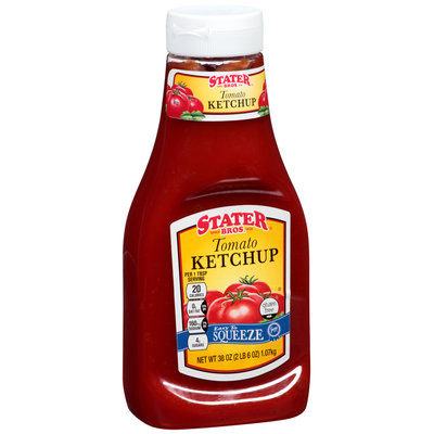 Stater® Bros. Tomato Ketchup 38 oz. Bottle