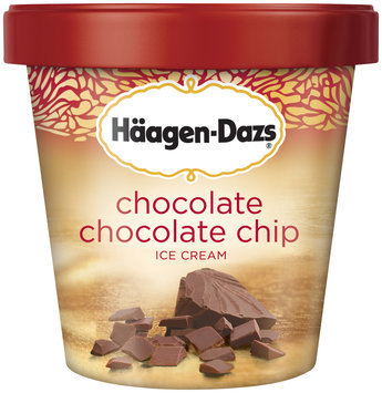 Häagen-Dazs Chocolate Chocolate Chip Ice Cream 14 fl. oz. Tub