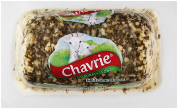 Chavrie® Mild Goat Cheese with Garlic & Herbs 4 oz. Pack