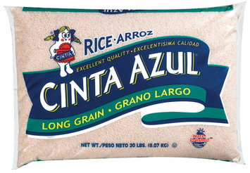 Cinta Azul Long Grain Rice
