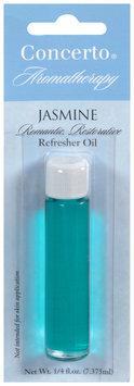 Concerto® Aromatherapy Jasmine Refresher Oil 0.25 fl. oz. Carded Pack