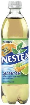 Nestea® Citrus Green Tea 20 fl. oz. Plastic Bottle