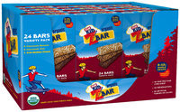 CLIF Kid® ZBar Energy Snacks Variety Pack 24 ct Box