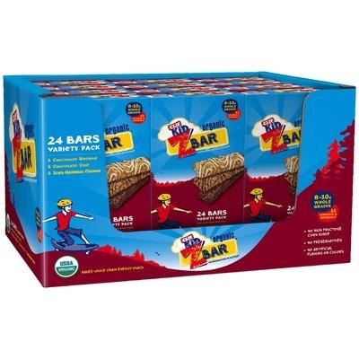 CLIF Kid® ZBar Energy Snacks Variety Pack 24 ct Box
