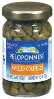 PELOPONNESE  Wild Capers 2.5 OZ JAR
