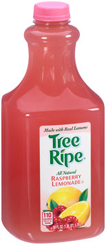 Tree Ripe® All Natural Raspberry Lemonade