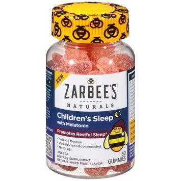 Zarbee's® Naturals Children's Sleep with Melatonin Gummies 50 ct Bottle
