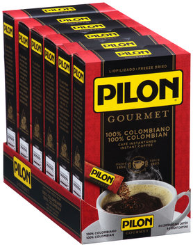 Pilon® 100% Colombian Instant Coffee 6-.09 oz. Packets