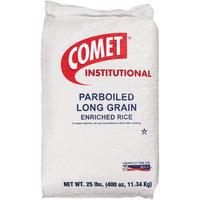 Comet® Parboiled Long Grain Enriched Rice 25 lb Bag