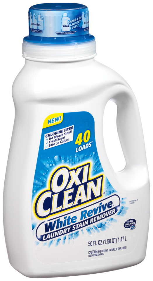 OxiClean™ White Revive™ Laundry Stain Remover 50 fl. oz. Bottle