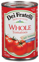 Dei Fratelli Whole Tomatoes 14.5 Oz Can