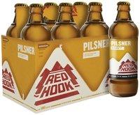 PILSNER 12 oz Beer 6 PK GLASS BOTTLES