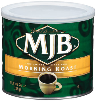 MJB Morning Roast Coffee 26 Oz Can