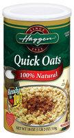 Haggen Quick 100% Natural Oats