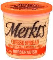 Merkts® Horseradish Cheese Spread 14 oz. Tub