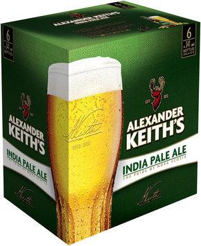 Alexander Keith's India Pale Ale 6-11.5 fl. oz. Glass Bottles
