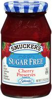 Smucker's® Sugar Free™ Cherry Preserves 12.75 oz. Jar