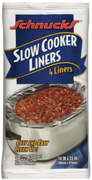 Schnucks® Slow Cooker Liners 4 liners