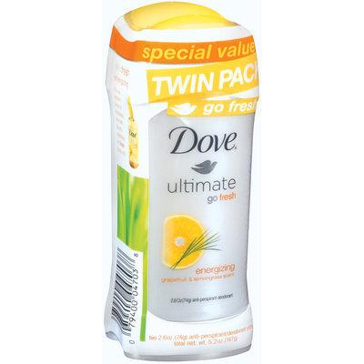 Dove Ultimate go Fresh Energizing Anti Perspirant Deodorant