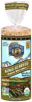 Lundberg® Koku Seaweed Organic Rice Cakes 9 oz. Bag