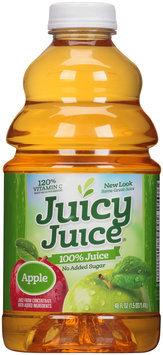 Juicy Juice® Apple Juice 48 fl. oz. Plastic Bottle