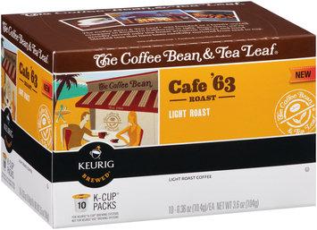 The Coffee Bean & Tea Leaf® Cafe '63 Light Roast Coffee K-Cup® Packs 10 ct Box