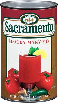 Sacramento® Bloody Mary Mix 46 fl. oz. Can