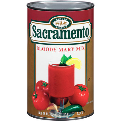 Sacramento® Bloody Mary Mix 46 fl. oz. Can